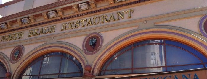 North Beach Restaurant is one of Restaurantes.