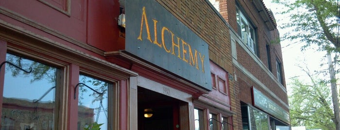 The Alchemy Cafe is one of Best Craft Beer Spots.