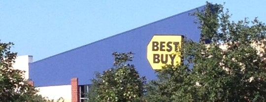 Best Buy is one of Creative Innovations Cause Related Advertising.