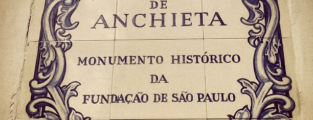 Museu Anchieta is one of SP - lugares.