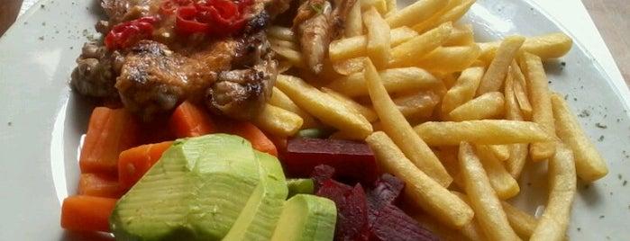 Pardos Chicken is one of Peru!.