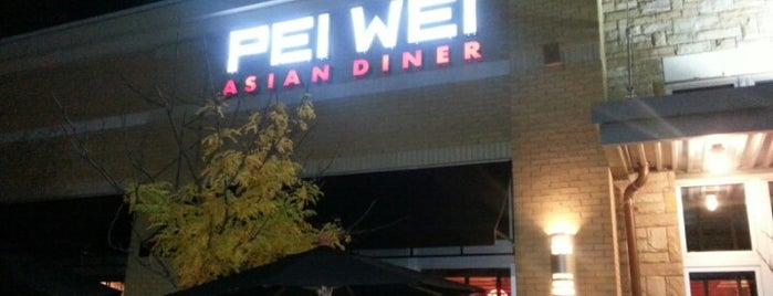 Pei Wei is one of Food.
