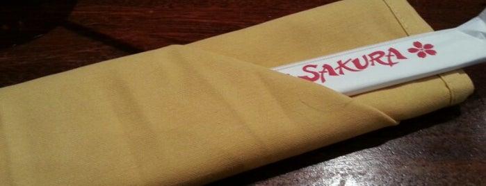 Sakura Japanese Steak, Seafood House & Sushi Bar is one of Food & Drinks.