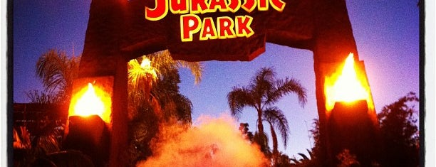 Jurassic Park The Ride is one of Must-visit Arts & Entertainment in Universal City.
