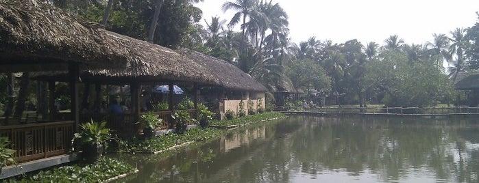Bình Quới 1 Resort is one of Saigon Ho Chi Min -.