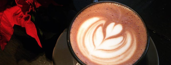 Lucky 13 is one of Brighton Coffeehouses.