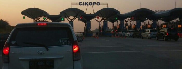 Gerbang Tol Cikopo is one of Nyunyai permai.