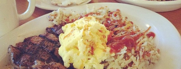 Rise & Shine: A Steak & Egg Place is one of Las vegas.