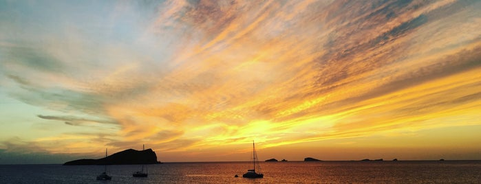 Sunset Ashram is one of Ibiza.