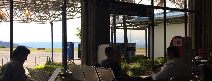 Aeropuerto Perales (IBE) is one of Álbum Viajero Aeropuertos, COL.
