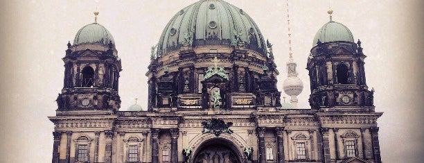 Berlin Cathedral is one of Berlin.
