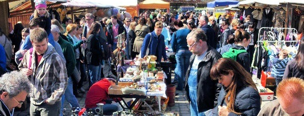 Flohmarkt am Mauerpark is one of Berlin: What to do.