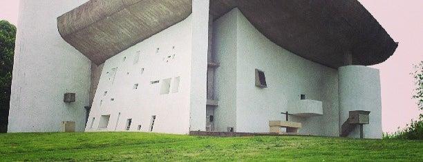 Notre Dame du Haut - Ronchamp is one of Prive.