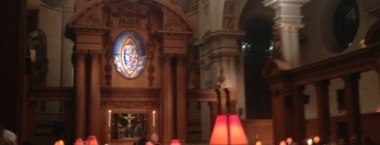 St Bride's Church is one of Around The World: London.