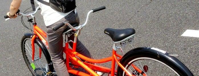 パレスサイクリング is one of 東京散策♪.