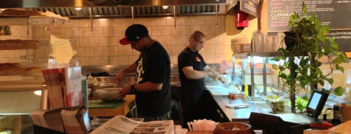 Omnivore Comptoir Grill is one of Mes plans A.