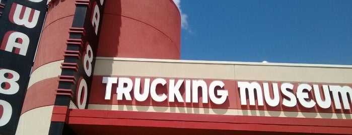 Iowa 80 Trucking Museum is one of Must Remember To Stop.