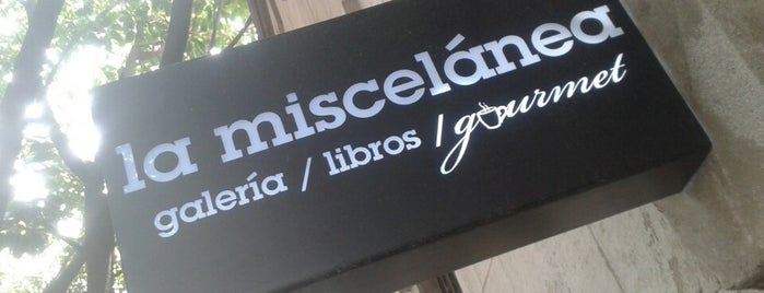 La Miscelánea is one of I <3 DF.