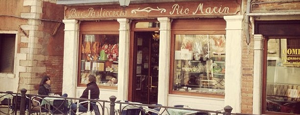 Bar Pasticeria Rio Marin is one of Italy Musts!.
