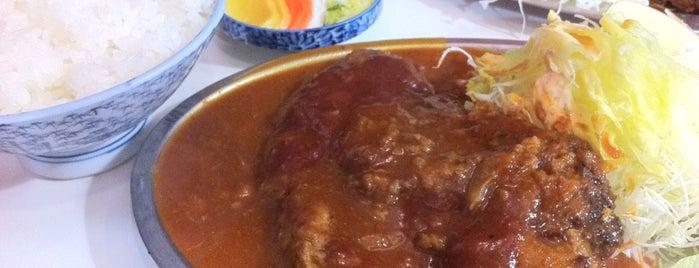 キッチン ふじ is one of 大久保周辺ランチマップ.