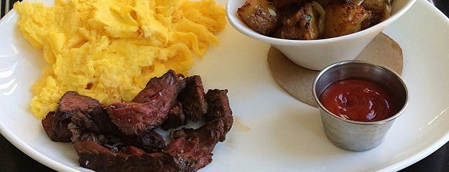 Parlor Steak and Fish is one of NYC Summer Restaurant Week 2014 - Uptown.