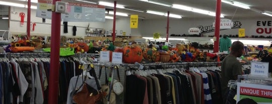 Unique Thrift is one of Cleveland Thrifting.