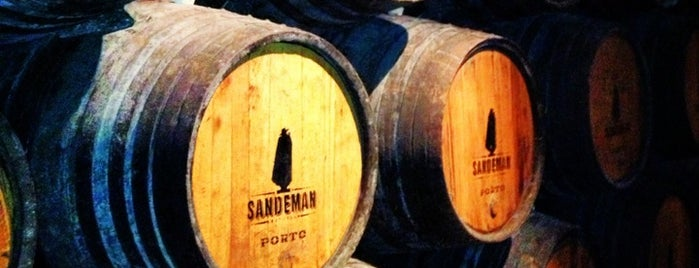 Caves Sandeman & C. is one of Cities in Portugal and Galicia.