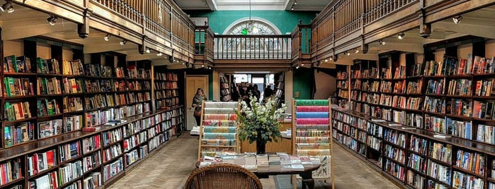 Daunt Books is one of Travel Guide to London.