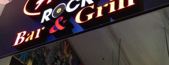 Happy Rock Bar & Grill is one of Comidos BCN 1.