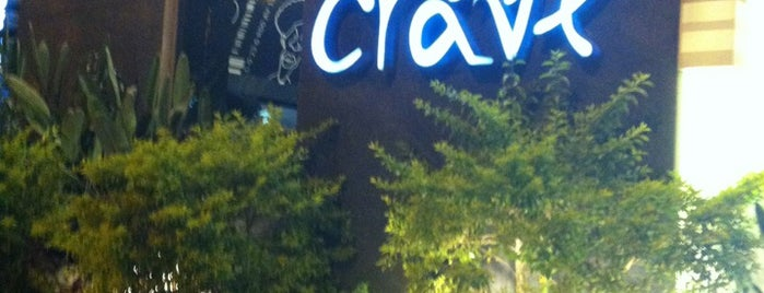 Crave is one of Cairo's Best Spots & Must Do's!.