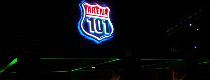 Arena 101 is one of Favoritos.
