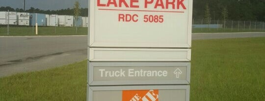 Home Depot RDC Lake Park Ga Is One Of SHIPPING RECEIVING CUSTOMERS