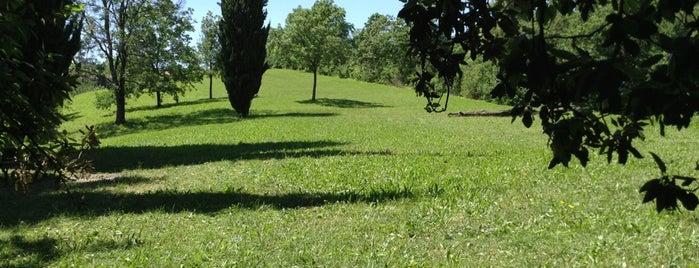 Villa Spada is one of Il verde a Bologna.