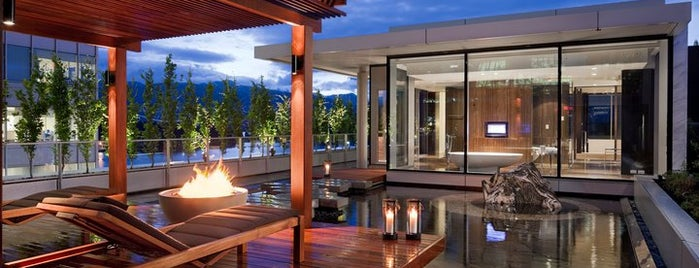 Fairmont Pacific Rim is one of Places To Visit In Canada.