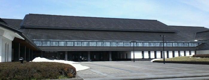 福島県立博物館 is one of Jpn_Museums2.
