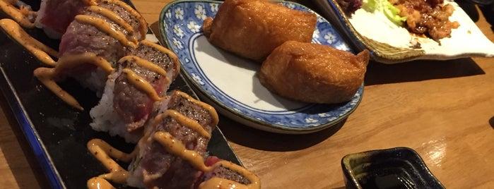 MIYAGI is one of FAVORITE JAPANESE FOOD.