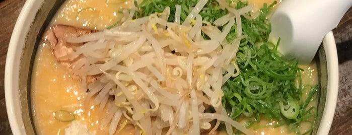 麺屋 社中 is one of Oshiage - Asakusa.