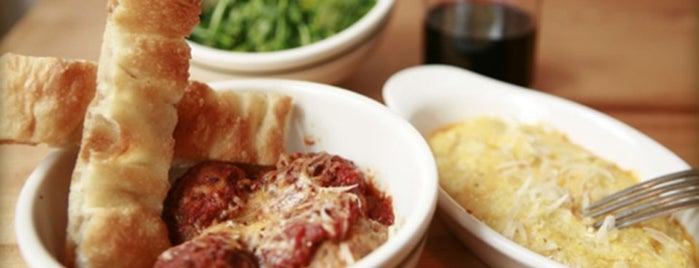 The Meatball Shop is one of 25 Most Reviewed NYC Places on Fondu.