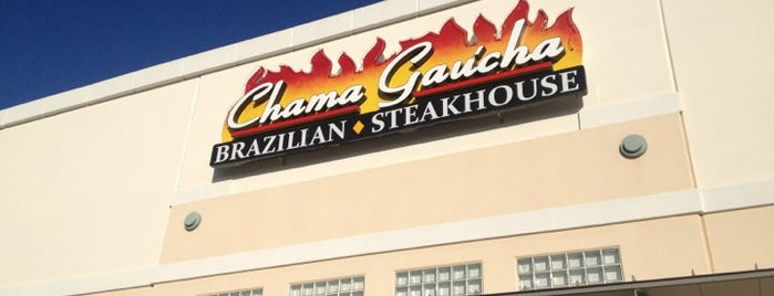 Chama Gaucha Brazilian Steakhouse is one of Current Best Of San Antonio 2012.