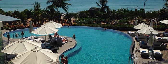 Sheraton Bali Kuta Resort is one of Best Hotels in Bali.