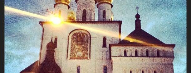 Собор Феодоровской иконы Божией Матери is one of Православный Петербург/Orthodox Church in St. Pete.