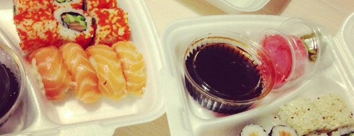 Sushi24 is one of Суши на ПОХ'е.