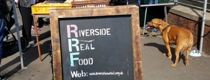 Riverside Farmers Market is one of U.K..