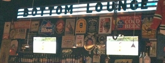 Bottom Lounge is one of 2013 Chicago Craft Beer Week venues.