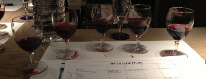 Vinho verde is one of Belgian Wine Bars.