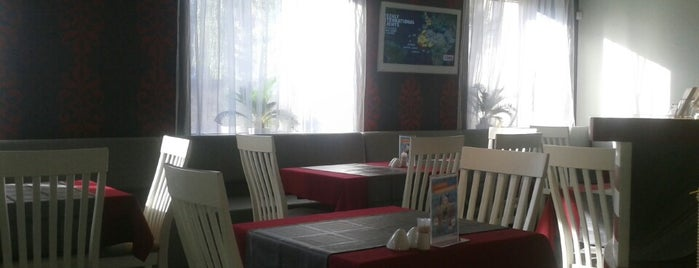 Sunny restaurant is one of Food riga.