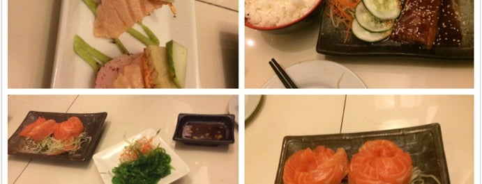 ZEN Japanese Fusion Dining is one of Sibu.
