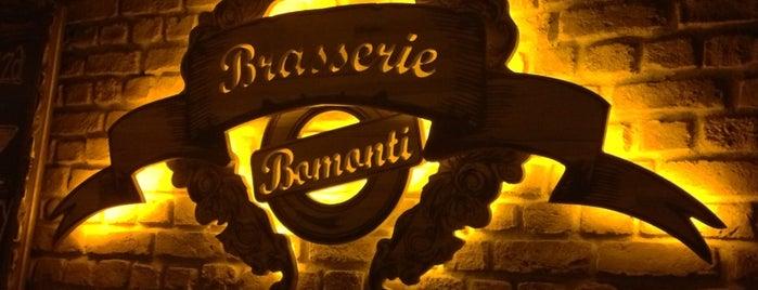 Cafe Plaza Brasserie Bomonti is one of İzmir'de gidilecek yerler.