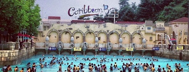 Caribbean Bay is one of Korean Trip (someday :D).