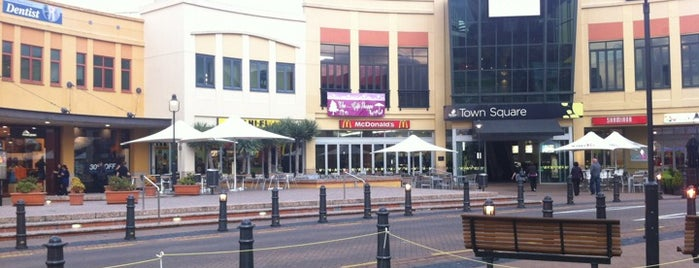 Botany Town Centre is one of Been there.